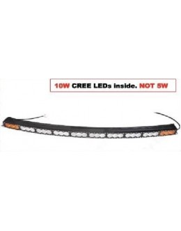 22inch Curved Dual Lens 120W LED Light Bar