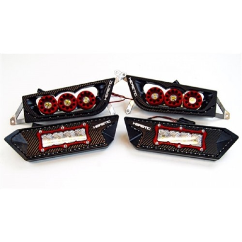 Polaris RZR XP1000/900S head light/tail light combo